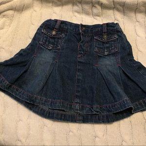 Nevada Blue Jean Skirt (2 for $10)